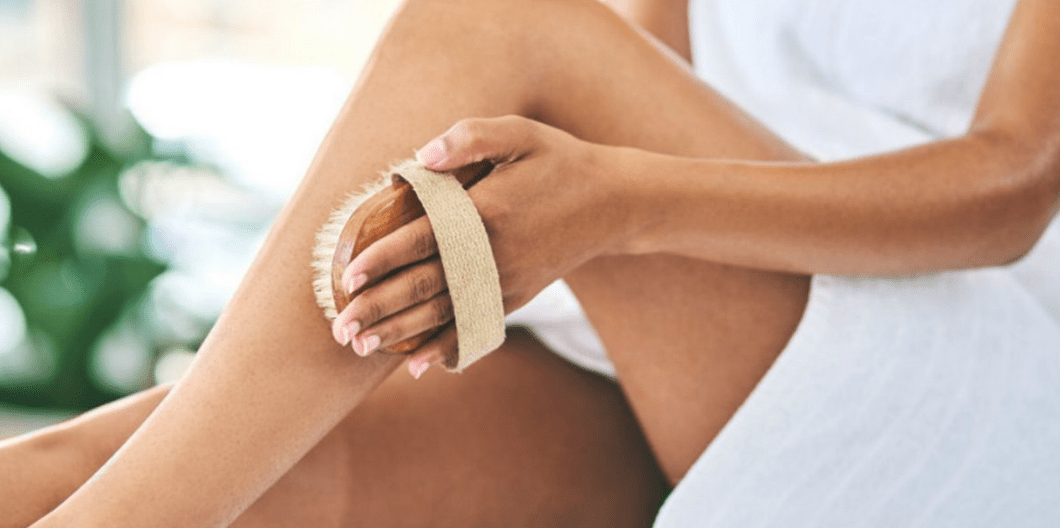 Dry Brushing on the Body: Do not go out on the beach without trying it!