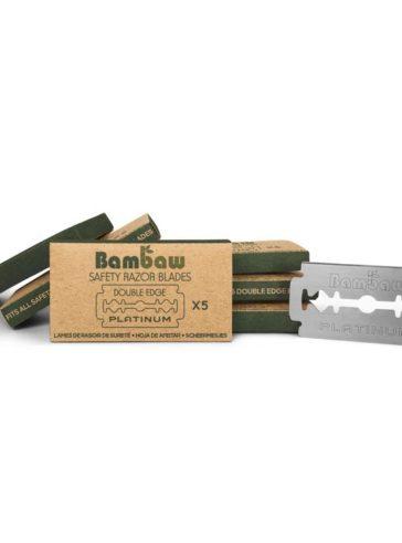 Safety razor blades 5pcs