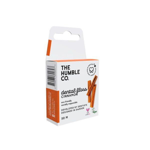 Humble οδοντικό νήμα καθαρισμού cinnamon 50m