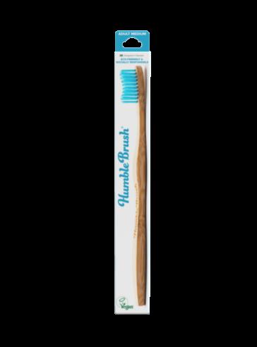 Humble οδοντόβουρτσα από μπαμπού ενηλίκων Blue