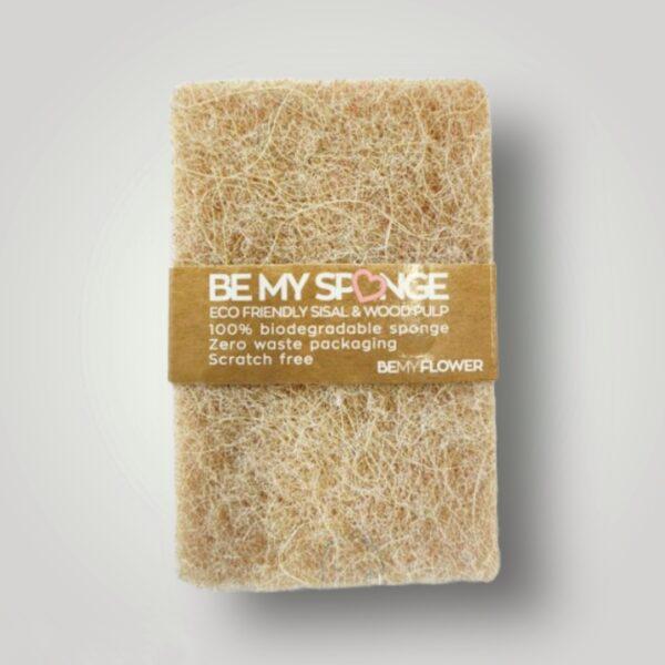 BeMySponge Βιοδιασπώμενο σφουγγάρι κουζίνας