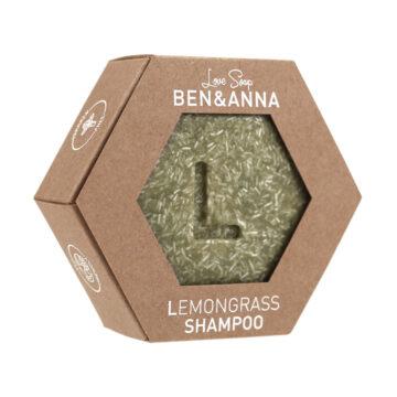 Ben & Anna Love Soap Lemongrass